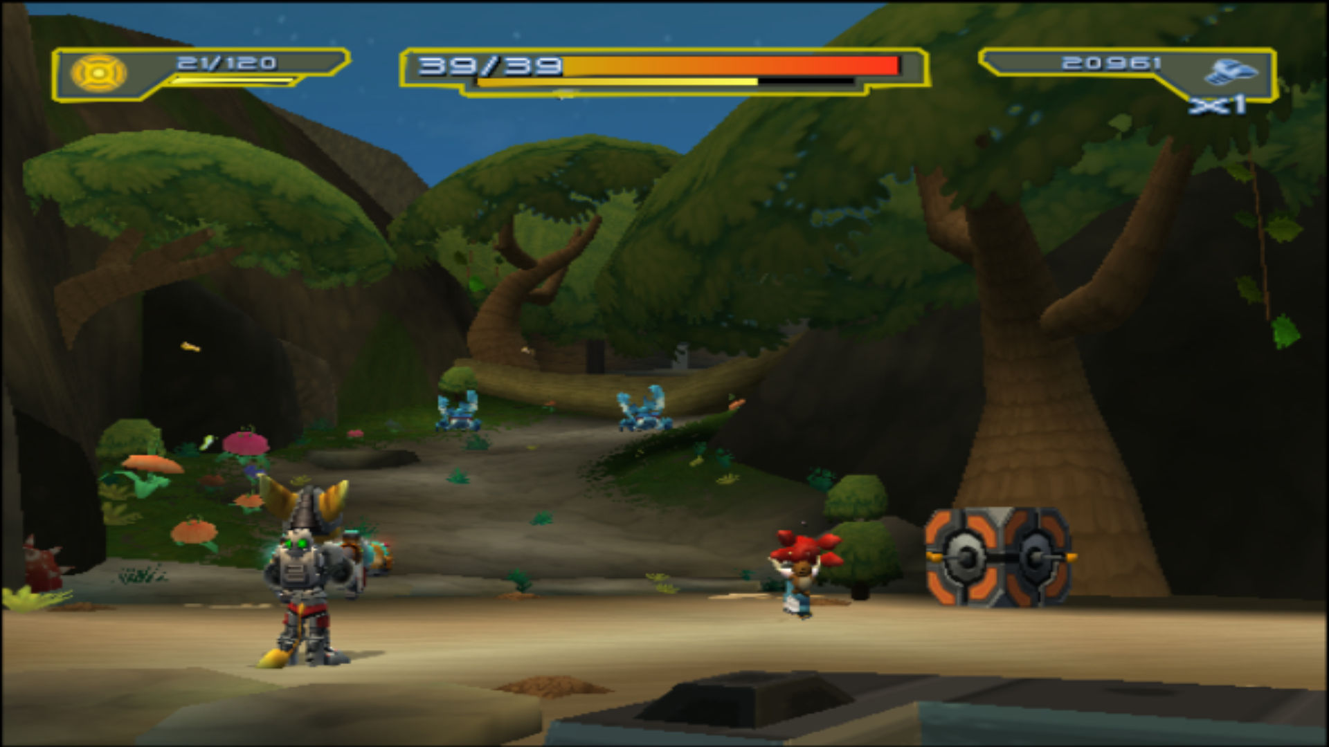 ratchet and clank size matters psp iso español