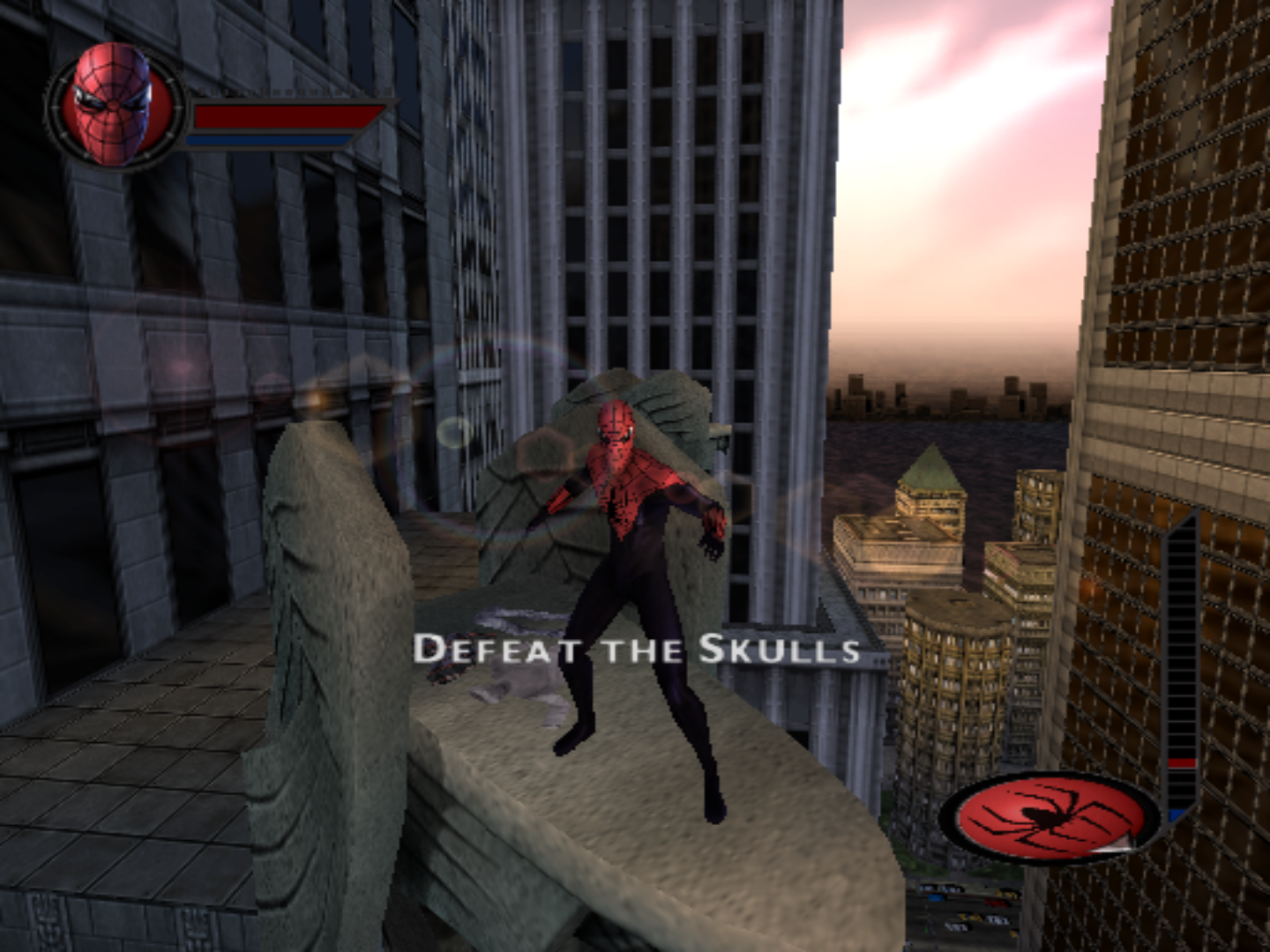 spider man games ps2