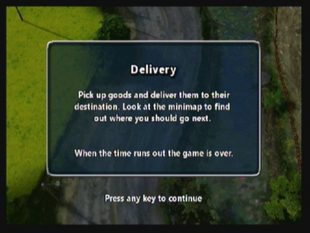 Reckless Racing Zeebo The Delivery Mode explained.
