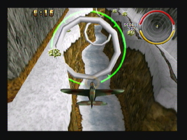 Armageddon Squadron Zeebo In Time Attack mode the player must fly through rings within a time limit. Passing through a ring will give the player more time.