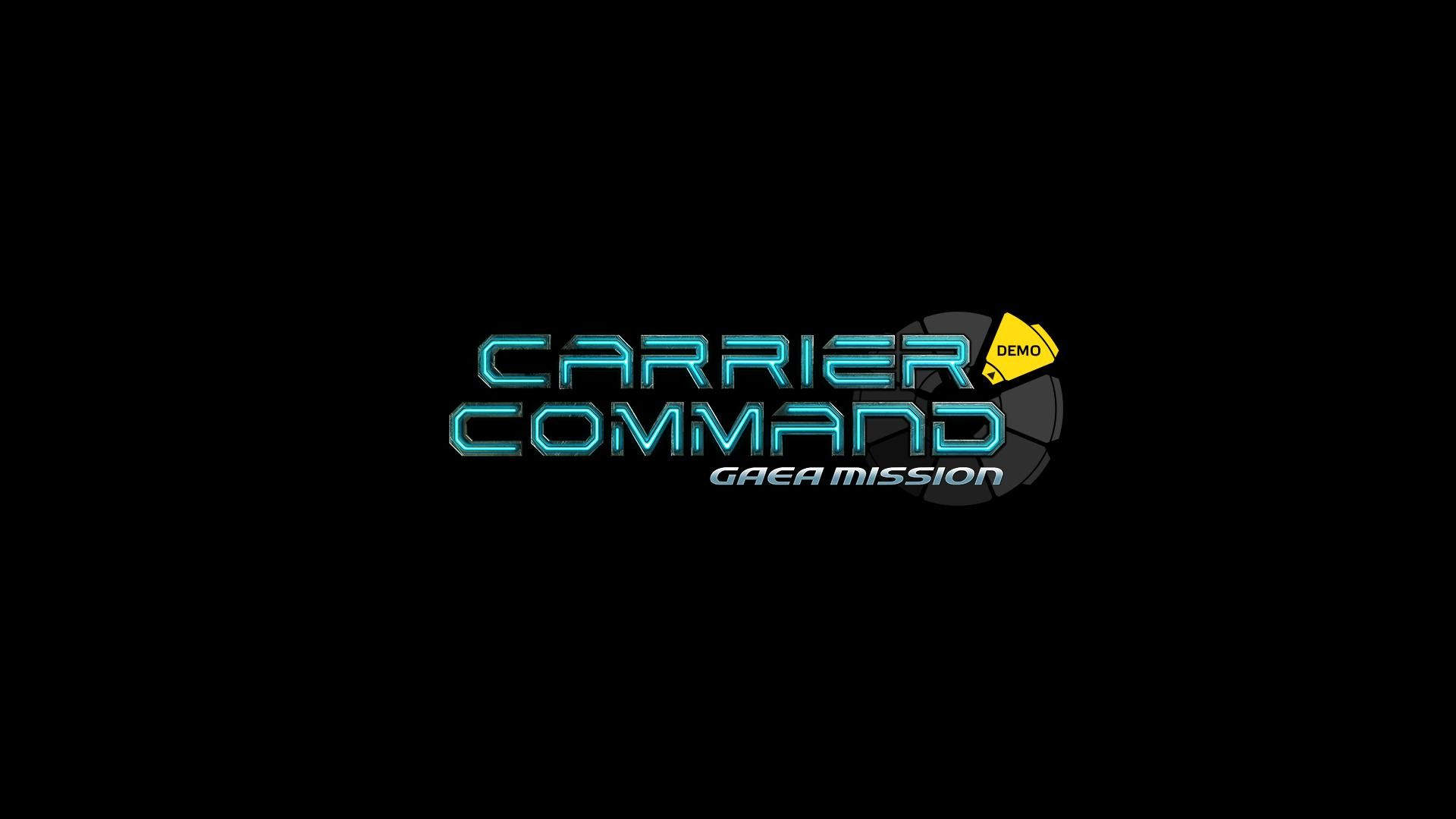 Carrier Command: Gaea Mission (Demo Version)