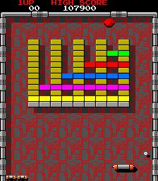 Arkanoid Arcade Another level