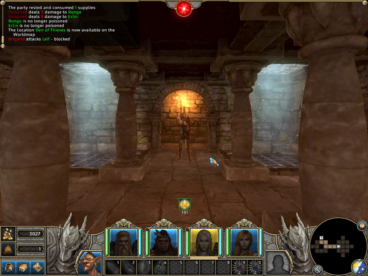 Might And Magic X World Map.Might Magic X Legacy Screenshots For Windows Mobygames