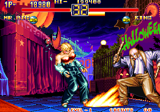 Art Of Fighting 2 Screenshots For Arcade Mobygames