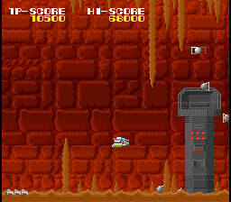 MagMax Arcade Another type of enemies