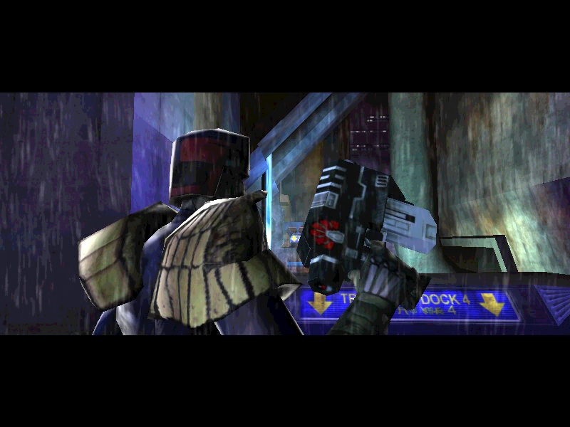 Judge Dredd: Dredd vs Death Windows Judge Dredd, ready to kill.. or arrest.. you choose..