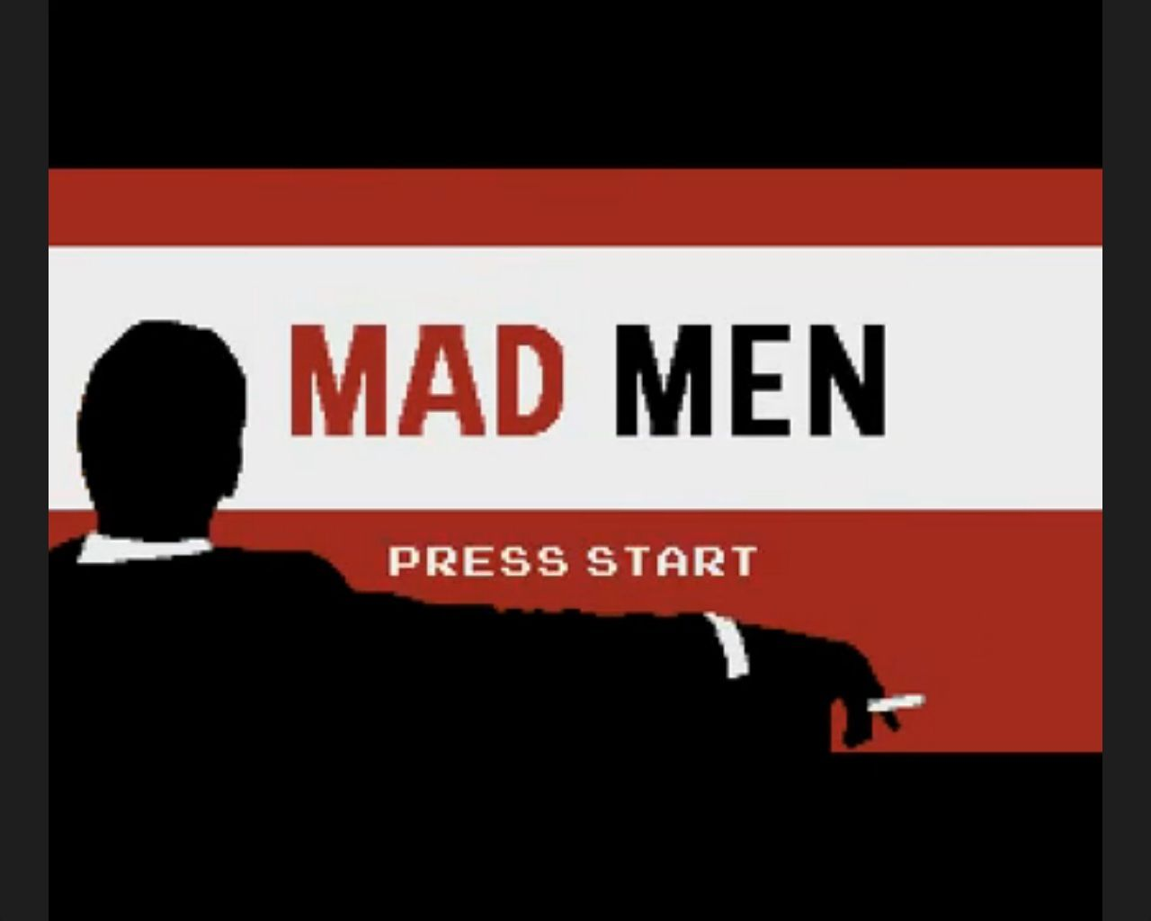 Mad Men Browser Main title.