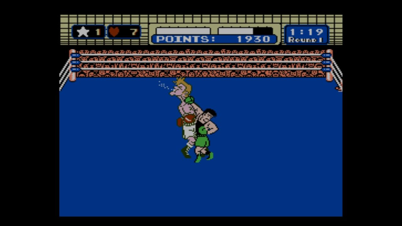 Mike Tyson's Punch-Out!! Wii U He's a walk in the park though