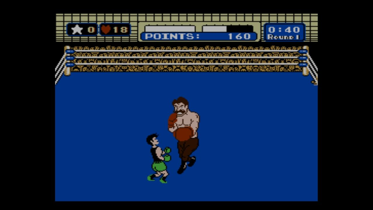 Mike Tyson's Punch-Out!! Wii U This next opponent is all about quick dodging