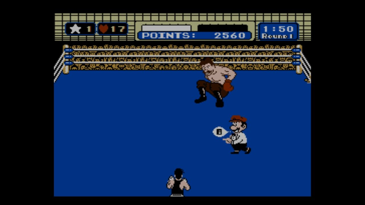 Mike Tyson's Punch-Out!! Wii U Come on!