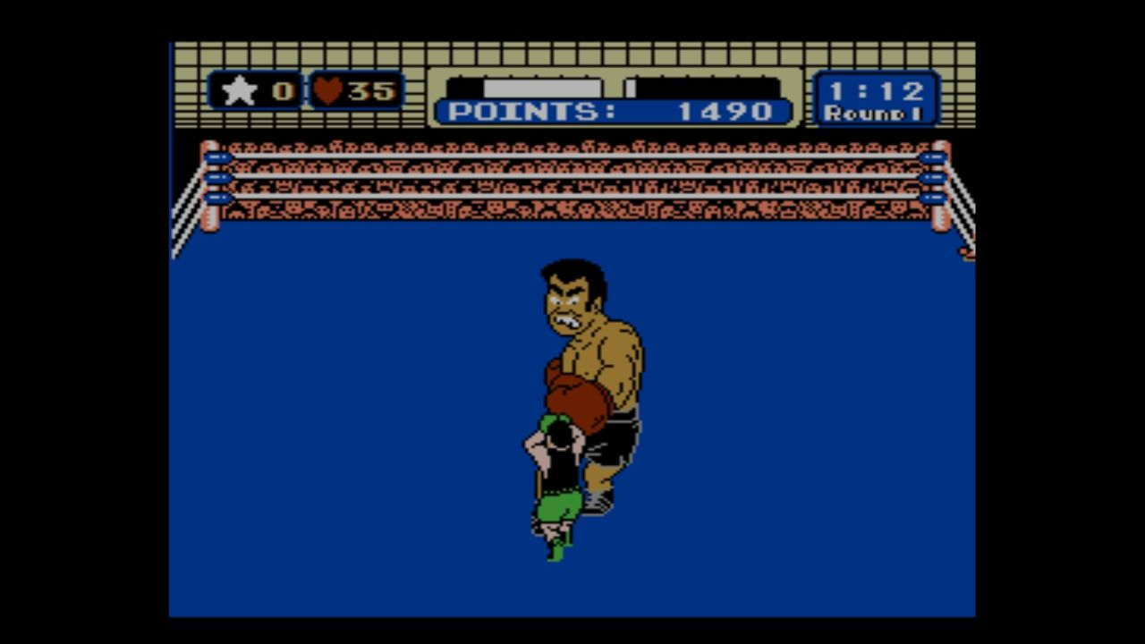 Mike Tyson's Punch-Out!! Wii U The only way to dodge this opponent's special attack is to duck and block