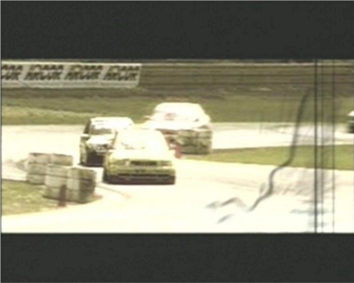 Jarrett & Labonte Stock Car Racing PlayStation Title Sequences