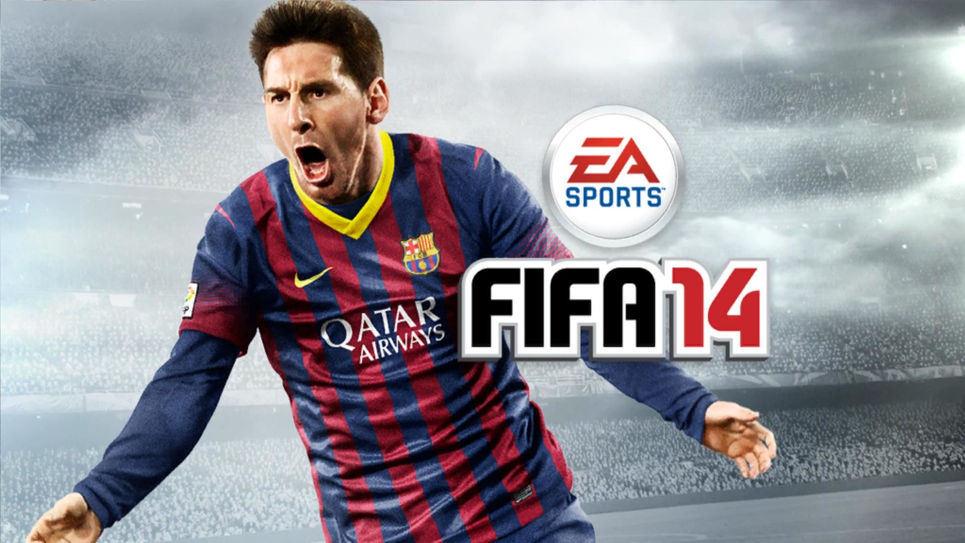 Fifa 14 screenshots for windows mobygames fifa 14 windows title screen demo version voltagebd Image collections