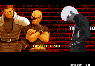 The King of Fighters 2000 Arcade Intro