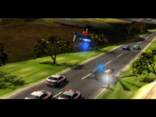Europe Racing PlayStation Massive police chase