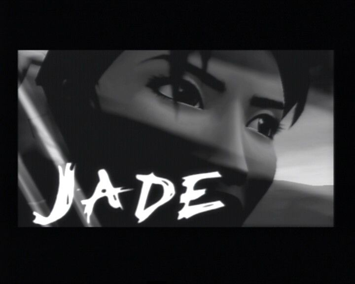 Beyond Good & Evil PlayStation 2 Introducing Jade.