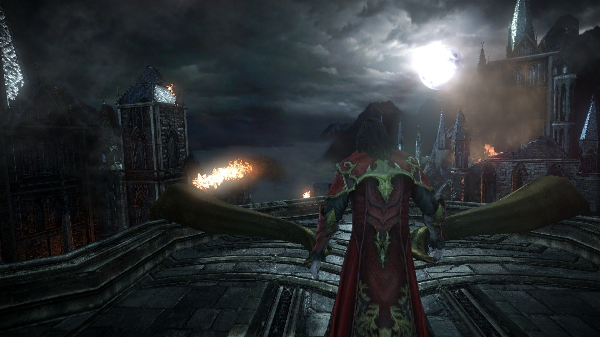 Castlevania Lords Of Shadow 2 Windows The Castle Under Siege
