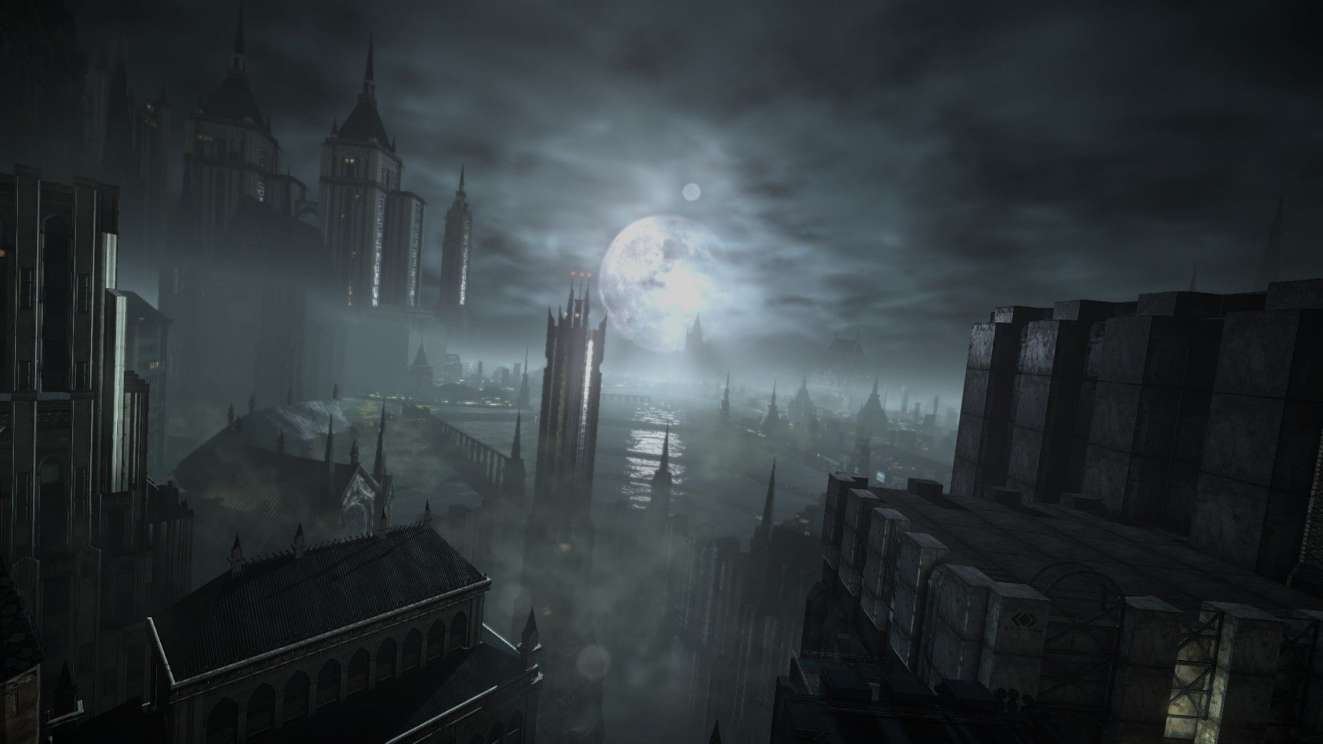 Castlevania Lords Of Shadow 2 Windows Wygol City A Gothic Metropolis Built Over The