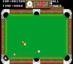 Side Pocket Arcade Should get the star pocket.