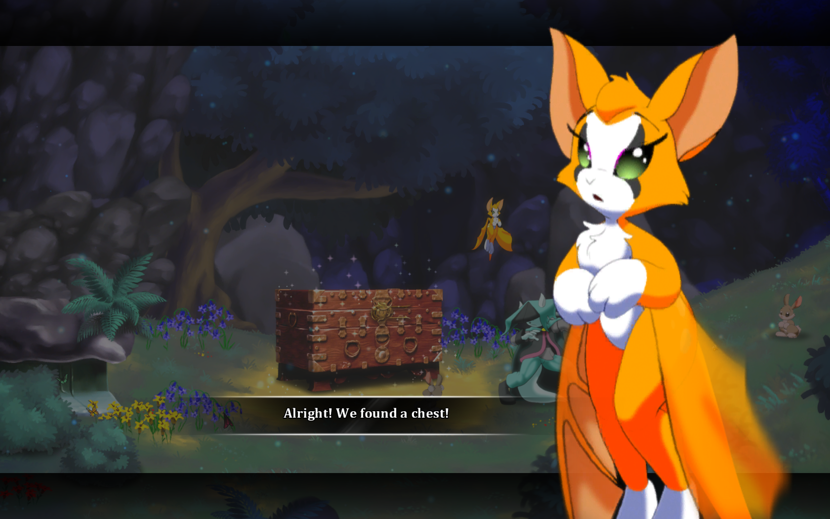 Dust An Elysian Tail Screenshots For Windows Mobygames