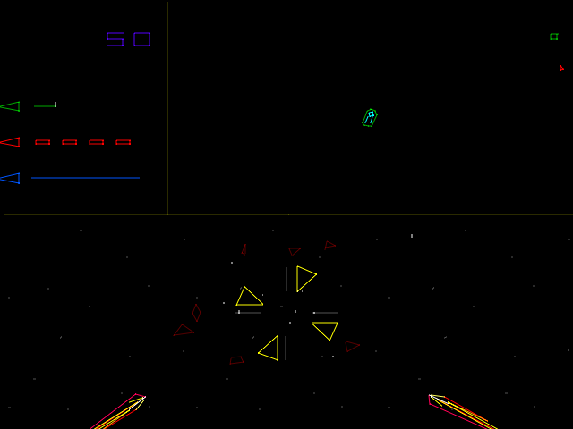 Star Trek: Strategic Operations Simulator Arcade Destroyed it.
