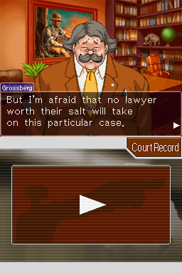 Phoenix Wright: Ace Attorney Nintendo DS What are we getting into?