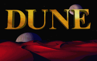 Dune DOS Title (CD version)