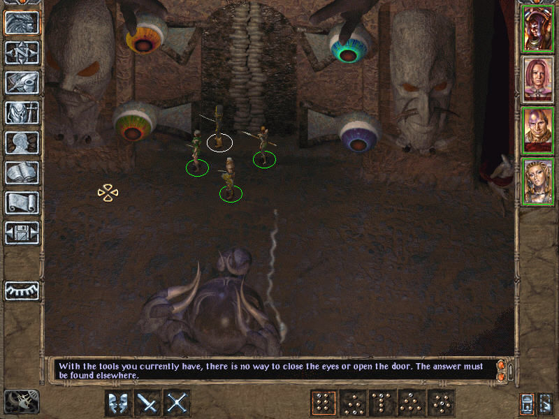 Baldur's Gate II: Shadows of Amn Windows This is Hell. Literally. Watch your step, and... good luck