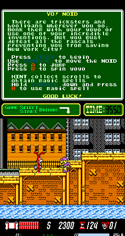Yo! Noid Arcade Another enemy.