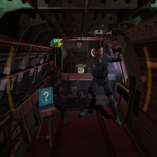 GoldenEye: Rogue Agent PlayStation 2 The first mission is to accompany 007 into Fort Knox. This shows the introductory bit in the helicopter. The presence of the computer screen means there will be user setup prompts