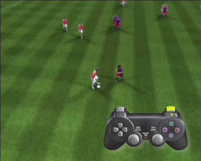 FIFA Soccer 06 PlayStation 2 There are five tutorials, Pace Control, Dummying the Ball, First Touch, Skill Stick Moves and Tactics. Each shows a short animation but has no opportunity for the gamer to practice the moves