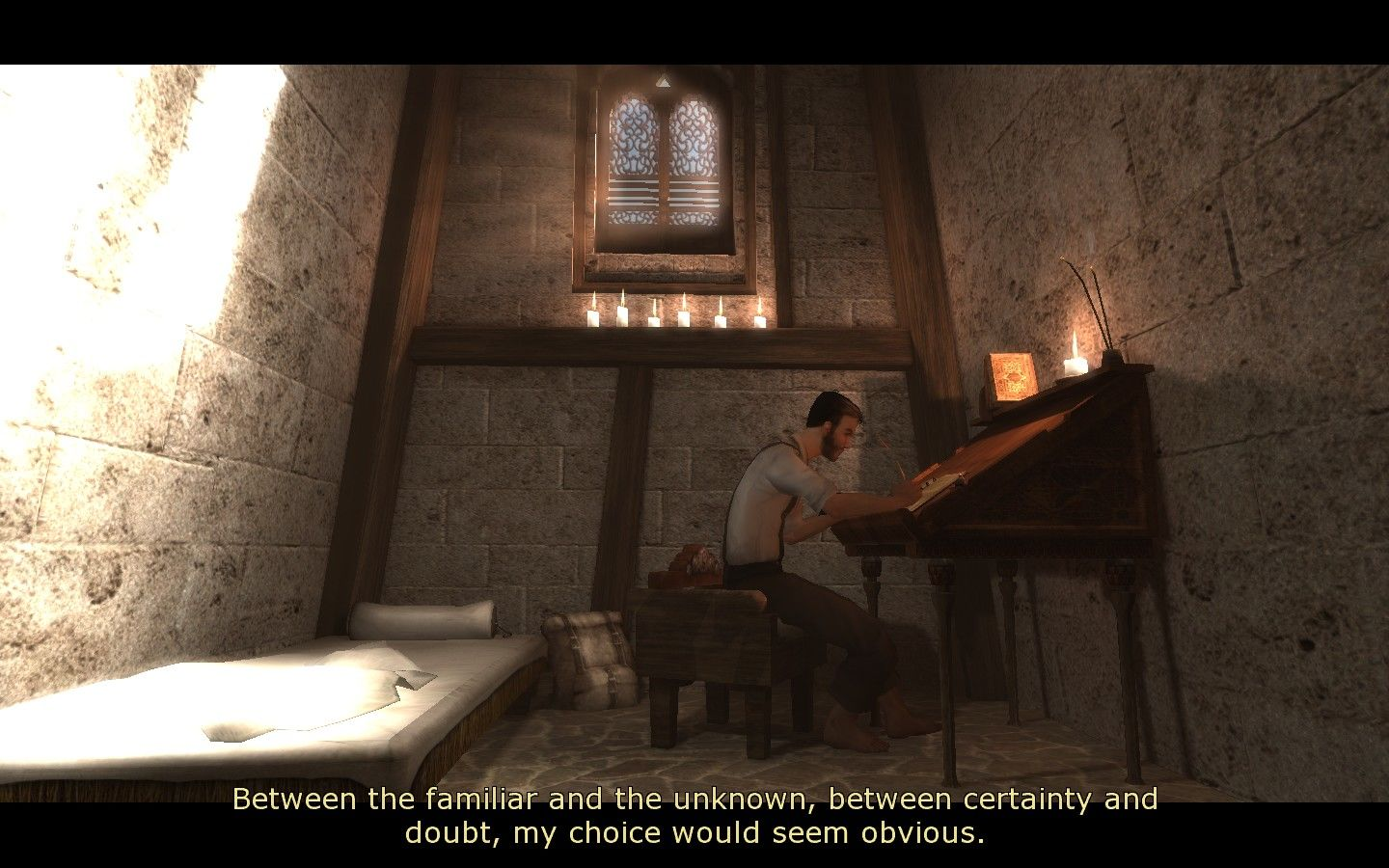 Dreamfall: The Longest Journey Windows Introduction.