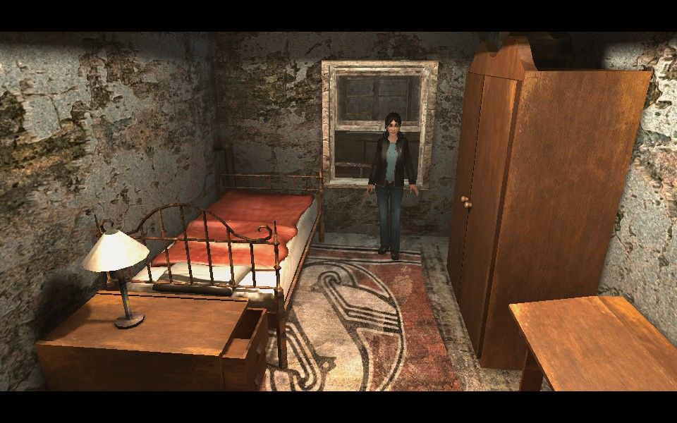 Dreamfall: The Longest Journey Windows April's room, this brings back memories.
