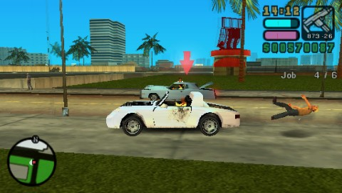 Grand Theft Auto: Vice City Stories PSP Things like this happen all the time
