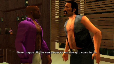 Grand Theft Auto: Vice City Stories PSP Everybody loves this Mexican