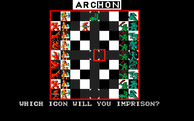 Archon: The Light and the Dark FM-7 Let's imprison the biggest threat.