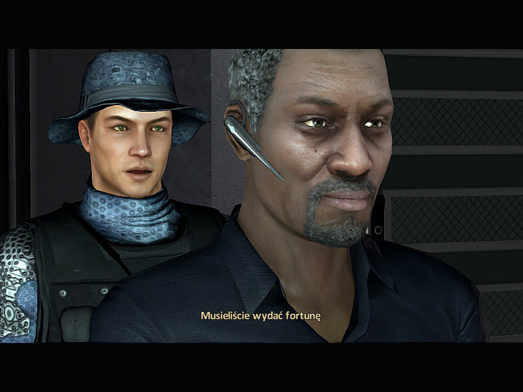 Alpha Protocol Windows First chief