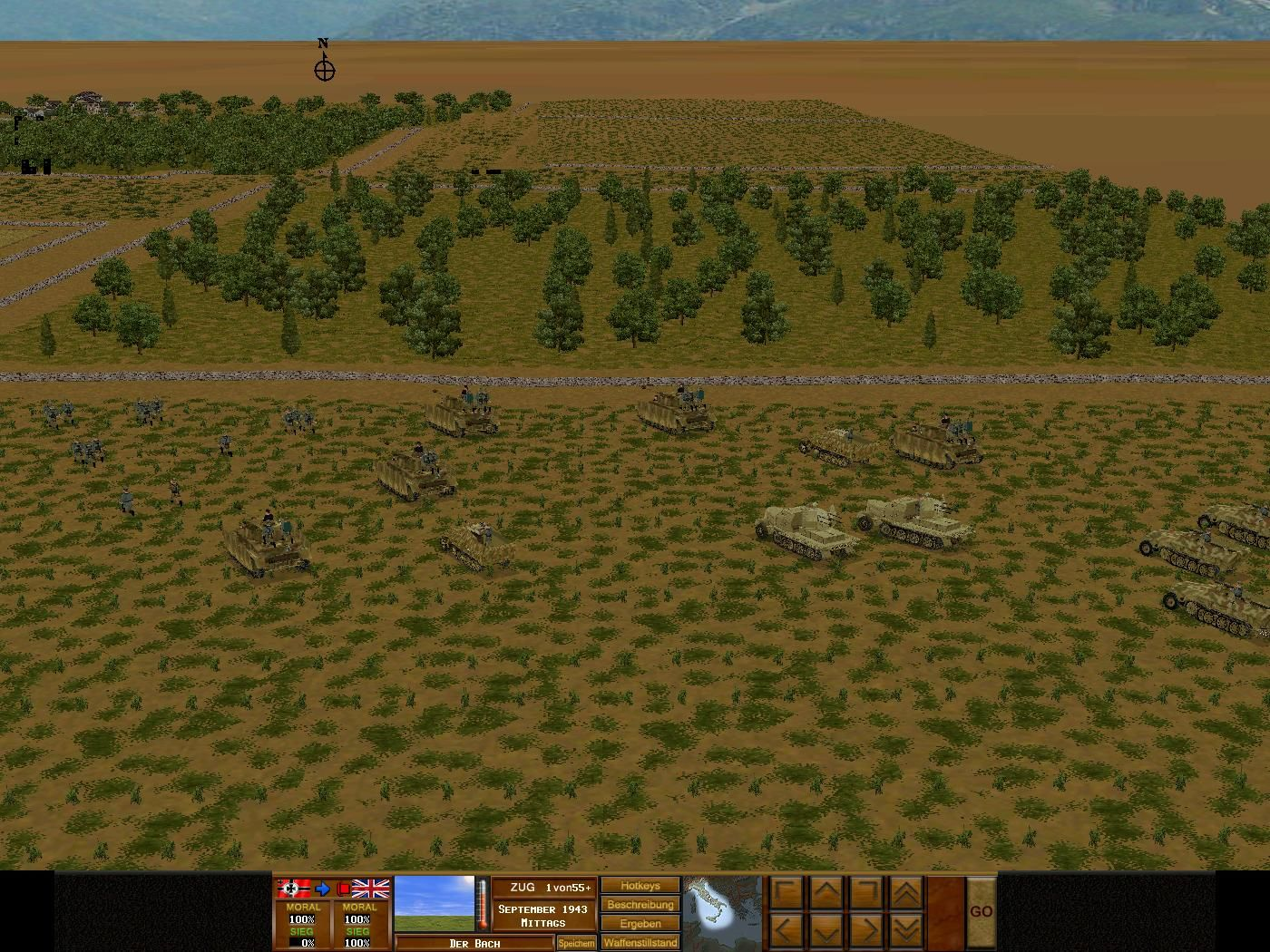 Combat Mission 3: Afrika Korps Windows Assault