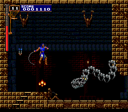 Castlevania: Rondo of Blood TurboGrafx CD Dude... it's already hot in here. Quit it!