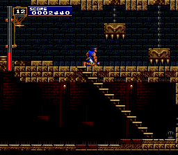 Castlevania: Rondo of Blood TurboGrafx CD Such traps aren't very common in the game. I'm having a strong Mario deja vu