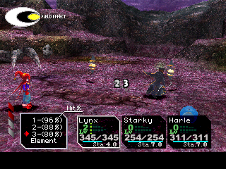 Chrono Cross PlayStation Regular battle on the grimly-named Isle of the Dead. You'll be controlling the antagonist Lynx for a significant portion of the game