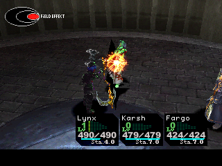 Chrono Cross PlayStation No Japanese RPG is complete without a mid-game existential boss battle! Play the game and see what I mean