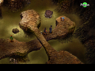 Chrono Cross PlayStation We watch enemies and NPCs from above. Ha!..