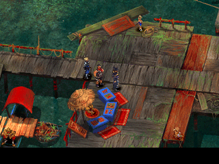 Chrono Cross PlayStation Nice, relaxed, not too fancy town on the beach. Let's hang here for a while