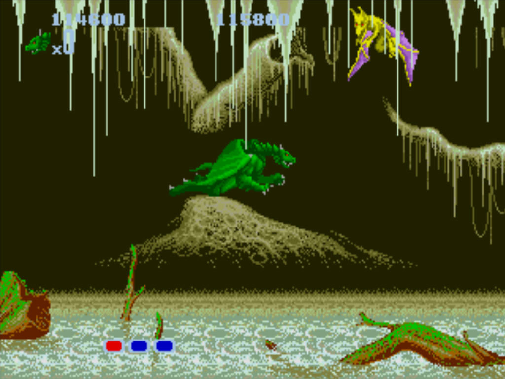 Altered Beast Windows Low flight