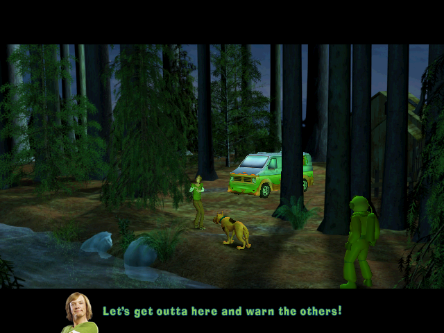 Scooby Doo 2 Monsters Unleashed Screenshots For Windows Mobygames