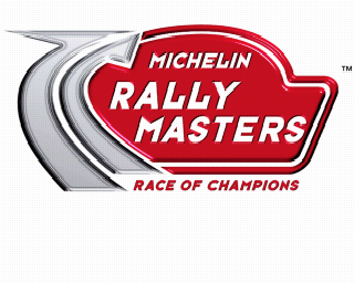 Michelin Rally Masters: Race of Champions PlayStation After the introductory video sequence the game's title screen is displayed