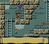 Montezuma's Return! Game Boy Color Got the key.
