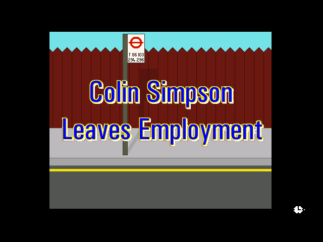 Colin Simpson Leaves Employment Windows Intro