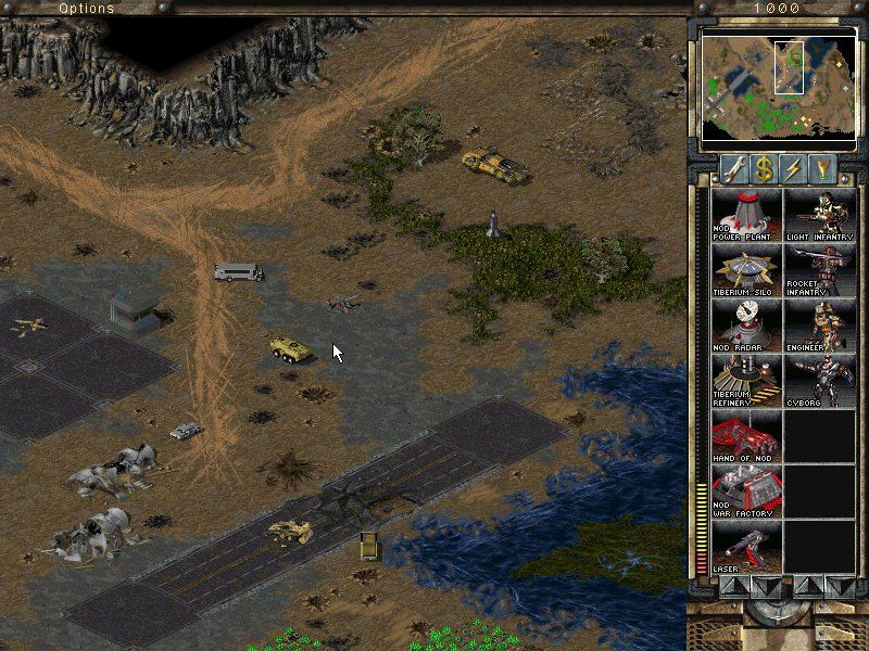 Command & Conquer: Tiberian Sun - Firestorm Windows KODAK was downed by the Ion Storm. Your mission is to retrieve the Tacitus.